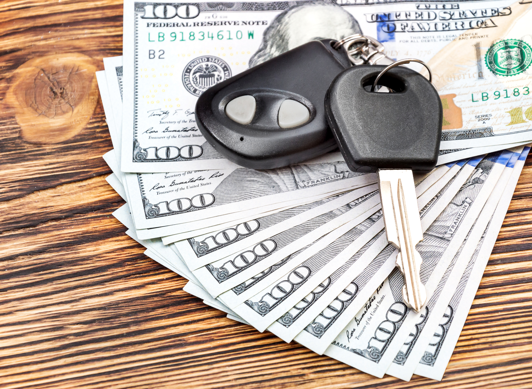 Car repairs can cost a lot of money.